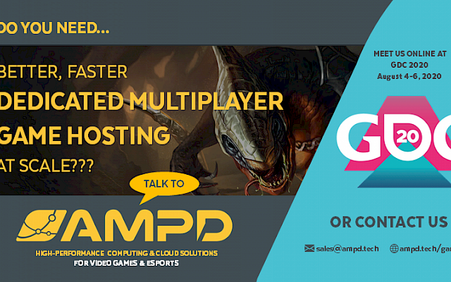 Do you need better, faster, dedicated multiplayer game hosting at scale?
